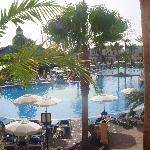 ROOM VEIW OF TENERIFE HOTEL
