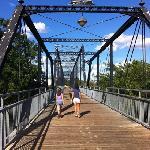 Faust St Bridge New Braunfels, TX