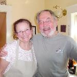 Suzannah and Dave Gale