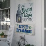 Signal House B&B Ripley, Ohio July 2011