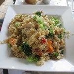 Thai dish I got
