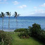 View from Royal Kahana #404 balcony