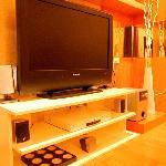大液晶電視和家庭劇院音響!!!!
