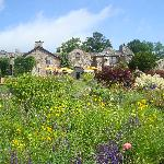 like an English garden