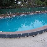 The pool we longed would open...