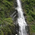 Bridal Veil Falls, just one of the many reasons to see valdez