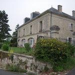 Front of La Couronne