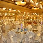 Banquet venue at Emperors Palace, Gauteng, Johannesburg