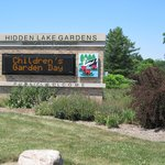 Hidden Lake Garden