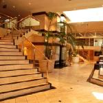 Lobby at the 3-star Metcourt Suites at Emperors Palace, South Africa, Gauteng, Johannesburg