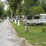 Venice campsite