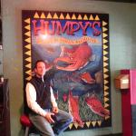 Jim at Humpy's