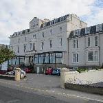 Hotel from Corran Esplanade