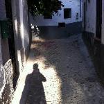labyrinth alley