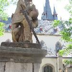 Michel Mort monument