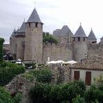 La cité médiévale de Carcassone