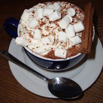 My hot chocolate special