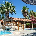 Photo de Tamarisk Beach Hotel