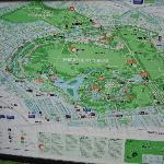 Regent's Park map