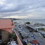 View over Fisherman's wharf