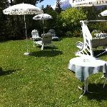 Bergresort Seefeld: looks like crazy uncle vacation house not 4 star hotel