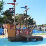 Watter playground for kids. Hygienic very pure!