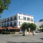 отель Alianthos Beach