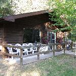 Cabin, again