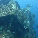 Accessible wrecks