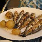 smashing sardines!