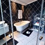 Touch of Grey Bathroom