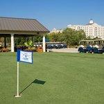 The Golf Pavilion at Ballantyne Hotel Charlotte NC