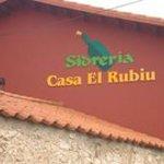 Sidreria Casa El Rubiu