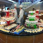 magico dessert buffet
