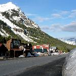 Downtown Cooke City