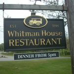 The Whitman House resmi