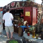 Roadside stand featured on Giada