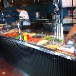 delecious Mexican food