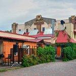 Mimino: restaurant and hotel complex