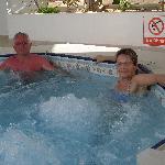 jaccuzi piscine intérieure