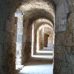 couloir de l'Amphithéâtre