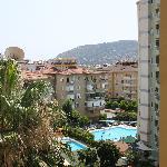 Apartroom's balcony