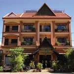 Avista Hostel Siem Reap Building Complex