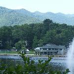 Nearby Lake in Weaverville