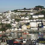 El puerto de Luarca.