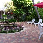 Center Court - Historic Inn and Cottages Foto