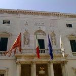 La Fenice from outside