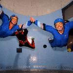 Skydiving - Indoors!