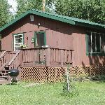 Moose Antler Cabin