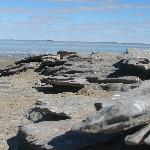 Lake Eyre at 90% full